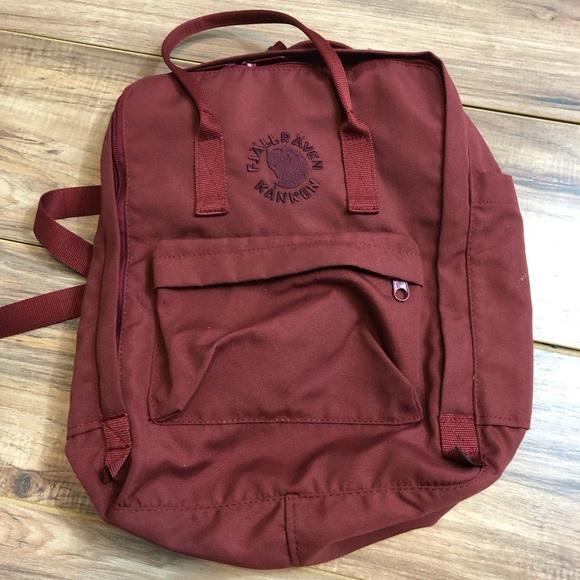 34ea5098a651 Fjallraven Other - FJÄLLRÄVEN  Kånken  Water Resistant Backpack